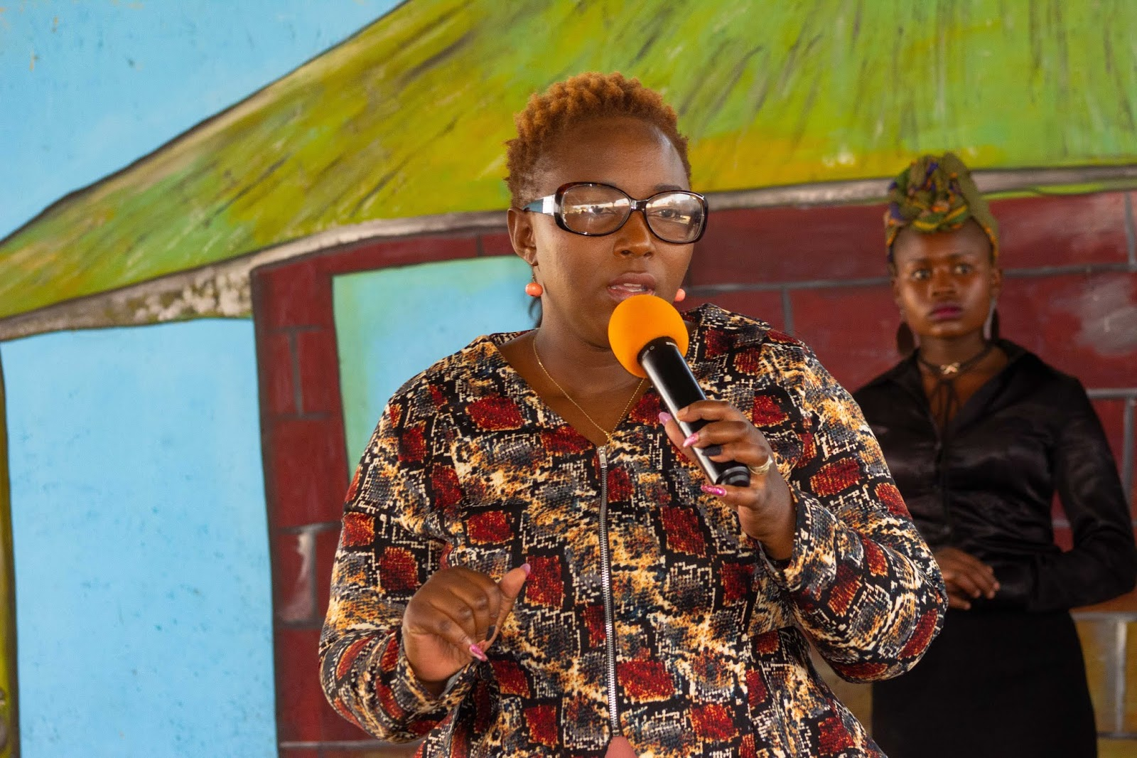 Pastor Anna Sibiya