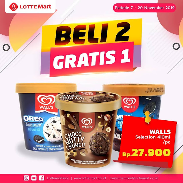 #LotteMart - #Promo Katalog Weekend Periode 08 - 10 Nov 2019