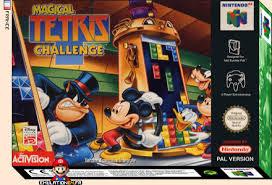 Roms de Nintendo 64 Defi au Tetris Magique (USA) INGLES descarga directa