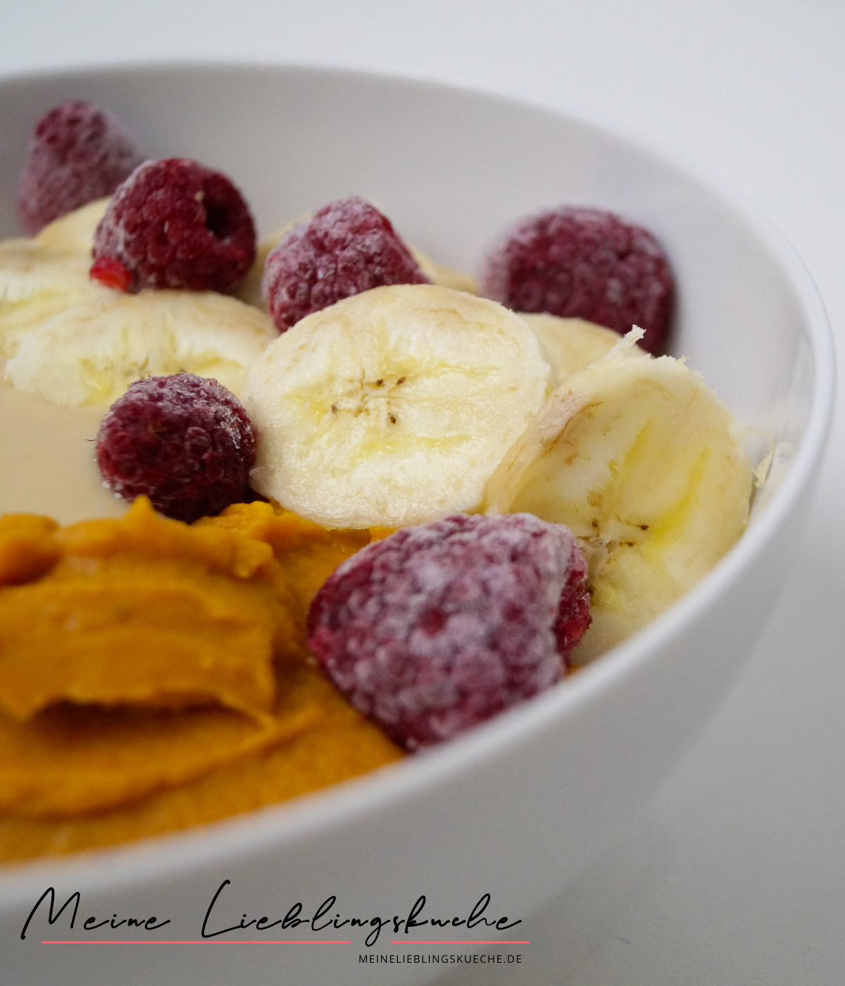 High Protein Möhren Frühstück