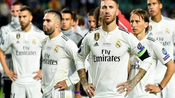 نجم ريال مدريد يتعرض لتهديد مروع