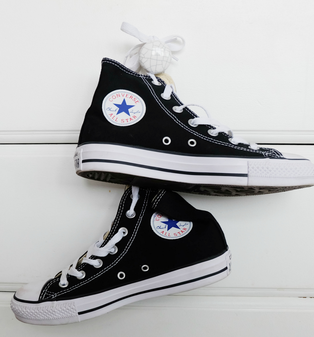 black converse all star high tops, black converse all star high tops review