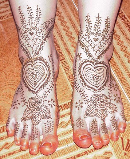 Bridal Mehandi Design Collection 2