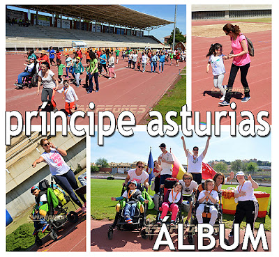 colegio príncipe asturias Aranjuez Cross