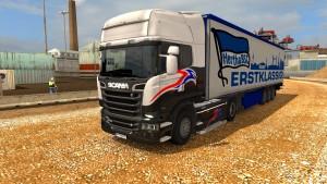 Hertha BSC skin trailer