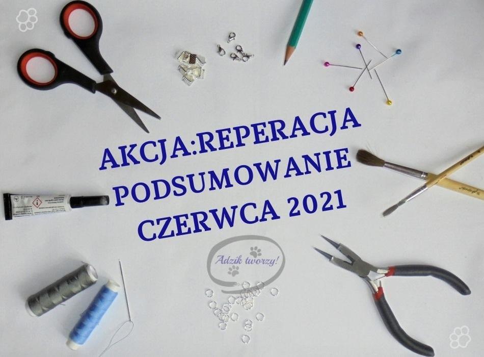 Akcja:Reperacja u Adzika - podsumowanie czerwiec 2021 i Link Party