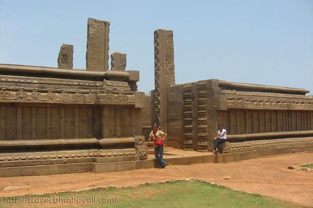 Rayar Mandapam, Mahabalipuram