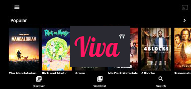 تحميل تطبيق Viva TV APK لمشاهدة الافلام و المسلسلات