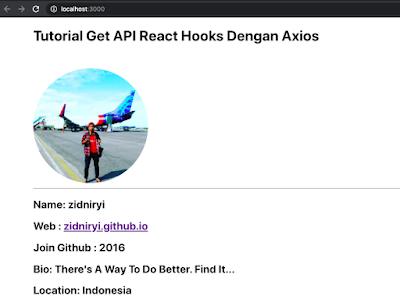 #11 Tutorial Consume API Axios ReactJS