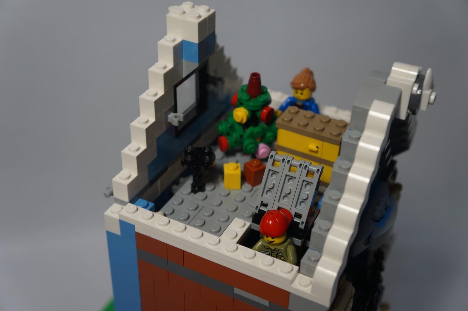 DiceBrick - LEGO Custom Design Instruction