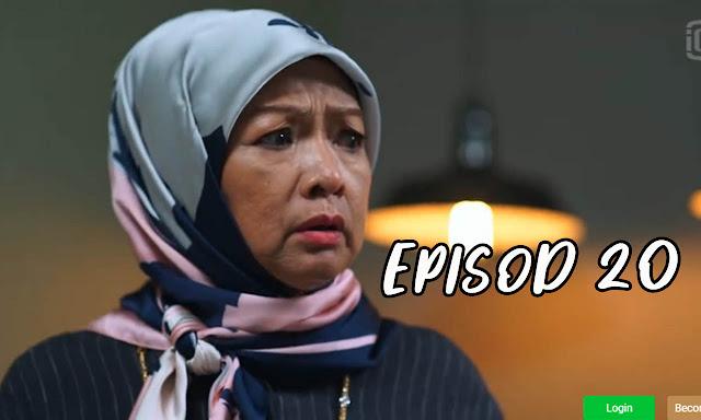 Drama Sabarlah Duhai Hati Episod 20 Full