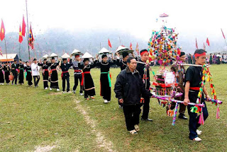 Long Tong festival of ethnic Tay in Ha Giang