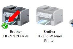 Fix Brother Printer Offline or Paused for Windows 10 7 8 vista & xp