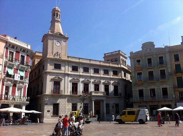 centro histórico de Reus