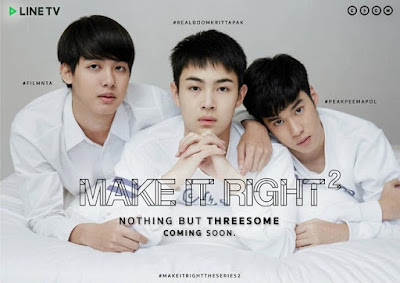 Make it Right season 2 Thailand VPN