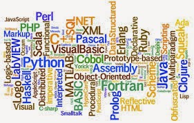 Jenis-Jenis Bahasa Pemrogaman Web / Blog
