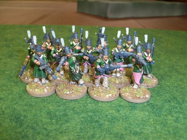 Renegade Imperial Guard Conscripts Napoleonic