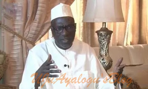 2019: Makarfi reveals what he'll do if PDP fails to give him ticket, hails Buhari