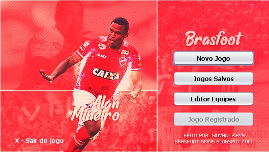 Skin Brasfoot 2019 - Alan Mineiro - Vila Nova