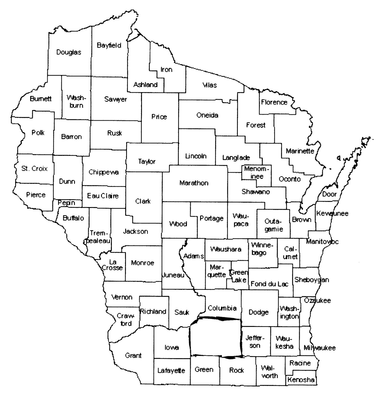 Governor Of Wisconsin | Wiring Diagram Database