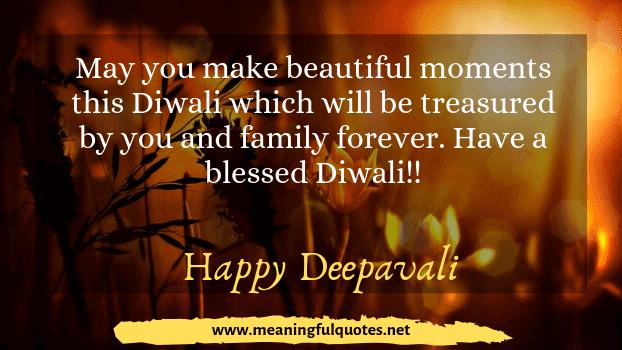 Deepawali wishes message