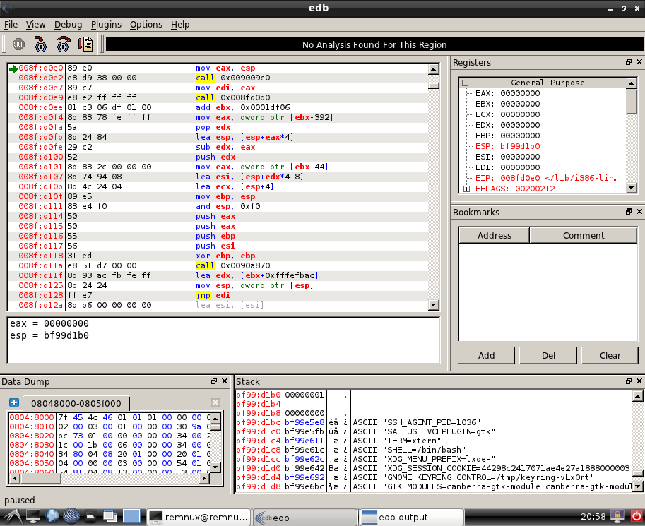 REMnux v6 - A Linux Toolkit for Reverse-Engineering and