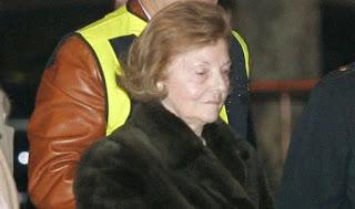 Isabel Perón en sus 90 años