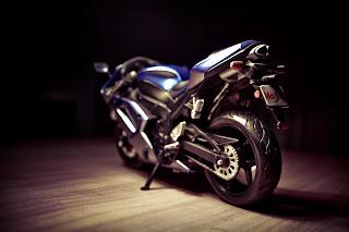 Mudik lebaran menggunakan Sepeda Motor