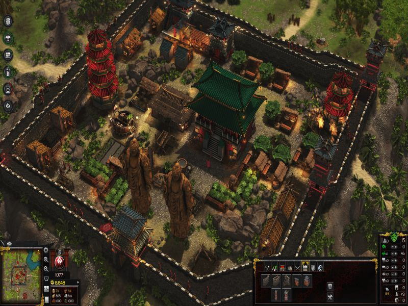 Stronghold Warlords Highly Compressed Free Download