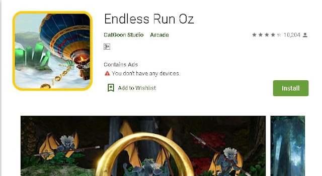 Top 10 best running game on android