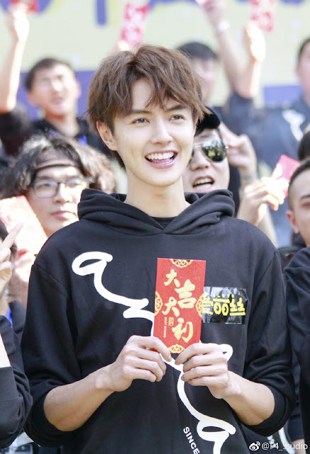 Darren Chen booting ceremony X Love