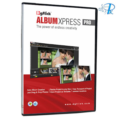 Album Express pro 10.0 Free Download