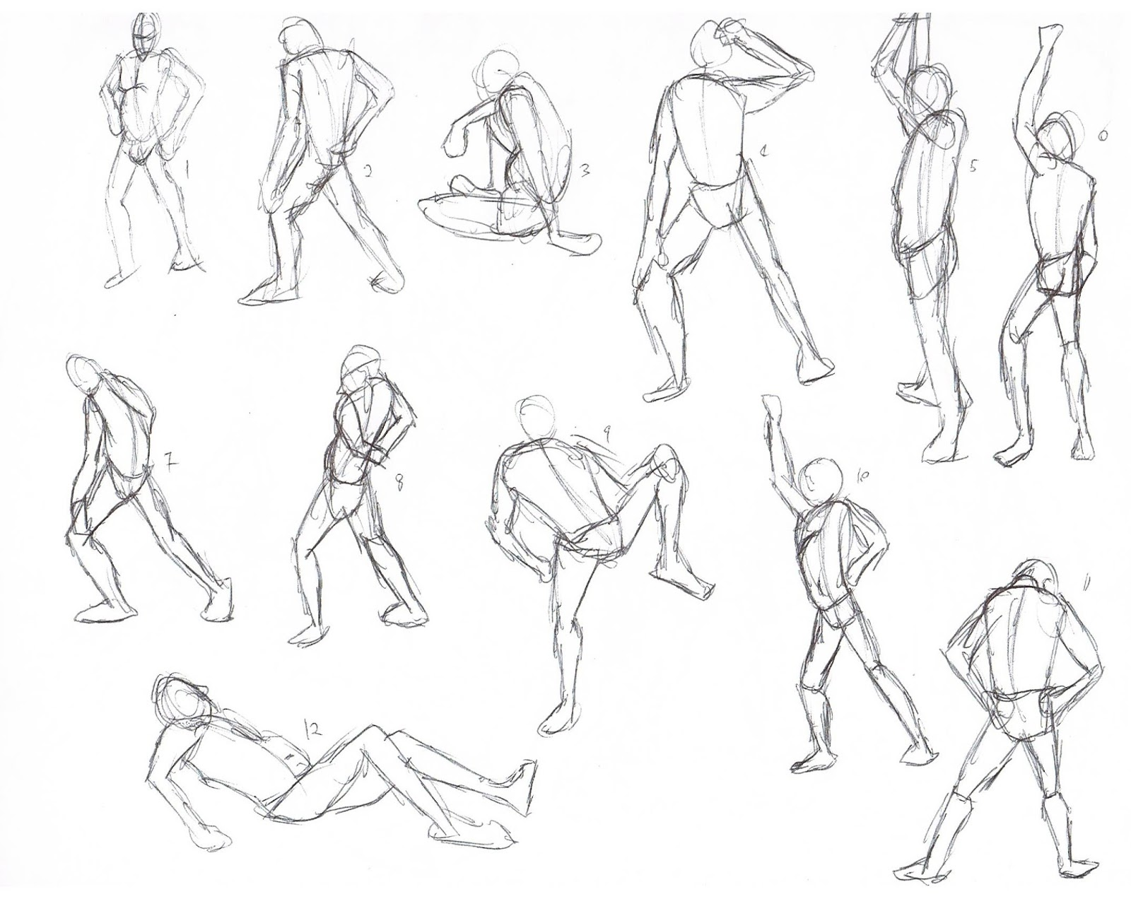 Standing poses, Anime and Galleries on Pinterest