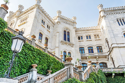 Gite e viaggi in Italia / Friuli Venezia Giulia / Castello Miramare Trieste