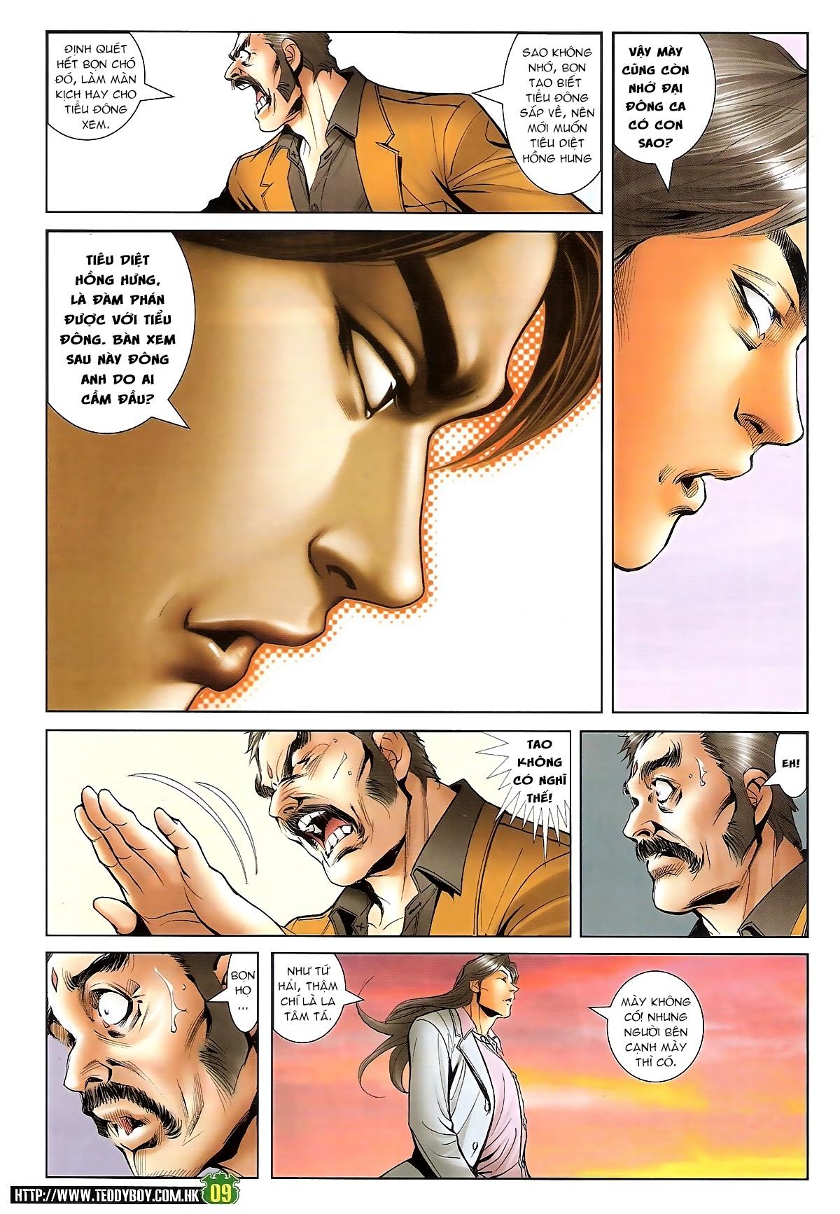 NGƯỜI TRONG GIANG HỒ trang 8