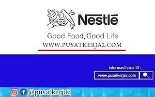 Lowongan Kerja SMA SMK D3 S1 September 2020 PT Nestle Indonesia