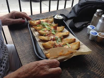 Aardappel wedges met Italiaanse kruiden uit de oven
