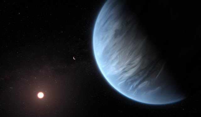 Scientists Found Water On Another Planet In Habitable Zone