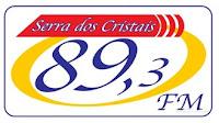 Rádio Difusora Serra dos Cristais FM 89,3 de Cristalina GO