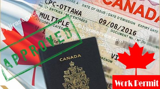 شروط تحويل فيزا السياحة الى فيزا عمل في كندا 2021