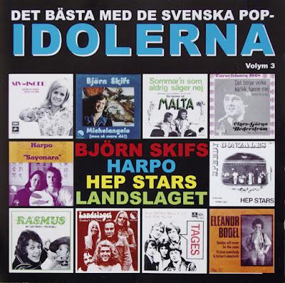 VA - Det Bästa Med De Svenska PopIdolerna Vol.3