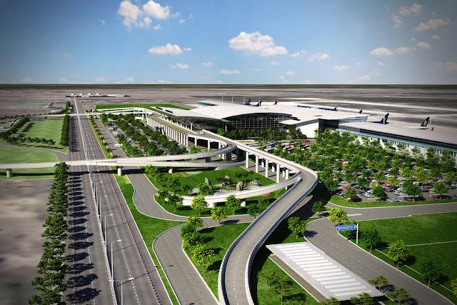 Guide to Noi Bai International Airport, Hanoi, Vietnam