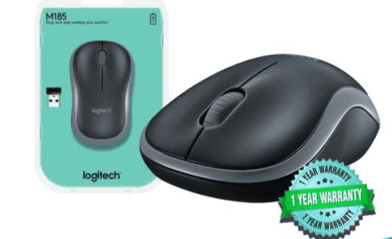 Gambar Mouse Logitech M185 Wireless