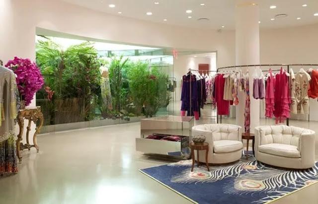 thiết kế shop thời trang nữ đẹp - mẫu số 10