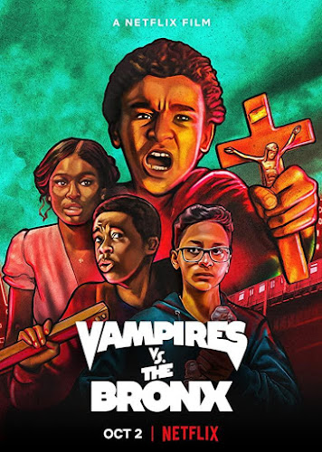 Vampires vs. the Bronx (Web-DL 720p Ingles Subtitulada) (2020)