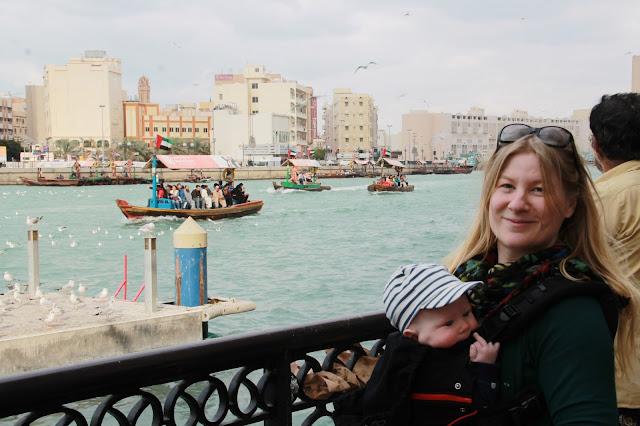Dubai lasten kanssa Deira