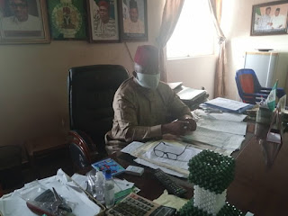 School Gist:  Governor, Darius Dickson Ishaku Gives Directives to Reopen Schools, following Federal Ministry of Education Policy