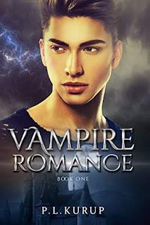 Vampire Romance Book 1 - a paranormal romance by P. L. Kurup