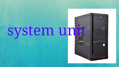 System unit for personal computer