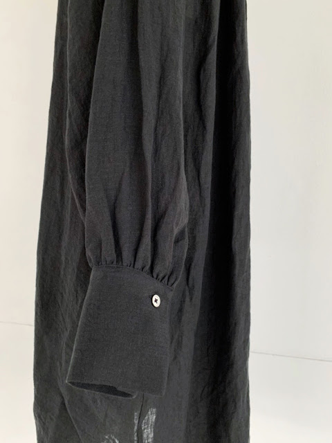 COSMICWONDER【コズミックワンダー】Beautiful Belgium linen european shirt dress ◆八十八/丸亀香川県・eighty88eight/新居浜愛媛県エイティエイト